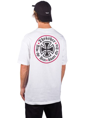 Independent X Thrasher Oath Camiseta