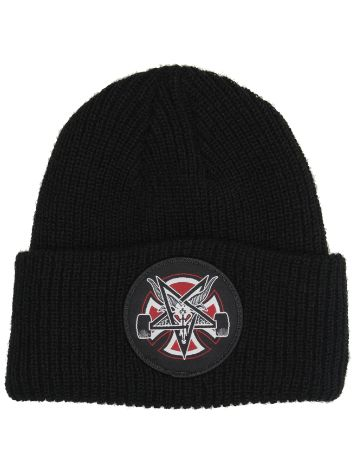 Independent X Thrasher Pentagram Cross Berretto