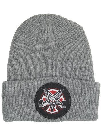 Independent X Thrasher Pentagram Cross Gorro