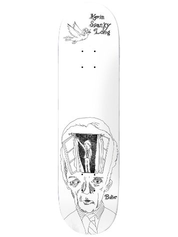 Baker Spanky Head Room 8.25'' Skateboard Deck