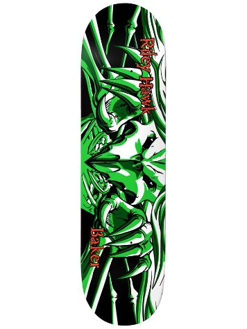 Baker Hawk Falcon 3 Legacy 8.25 Skateboard Dec
