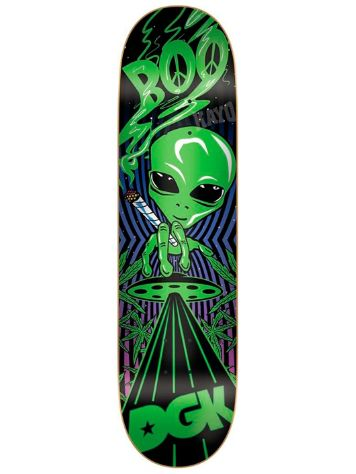DGK Boo Blacklight 8.0'' Skateboard Deck