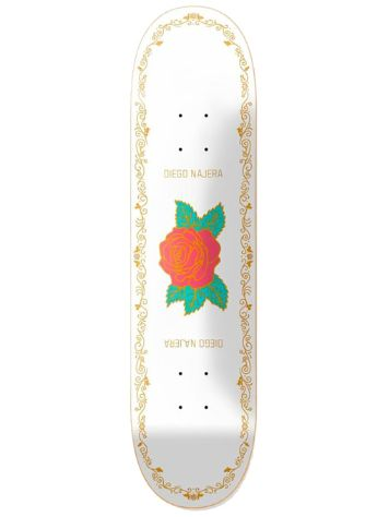 Primitive Najera Arch Rose 8.25'' Skateboard Deck
