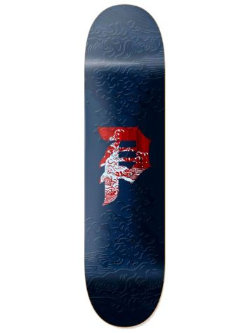 Primitive Dirty P Coastal 8.0'' Skateboard Deck