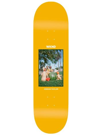 WKND Taylor Doll Parts 8.1'' Skateboard Deck