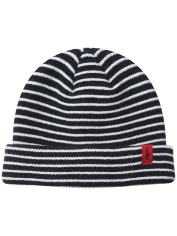 Deathwish Gang Logo Striped Beanie