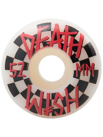 Deathwish Deathstack Check 52mm Wheels