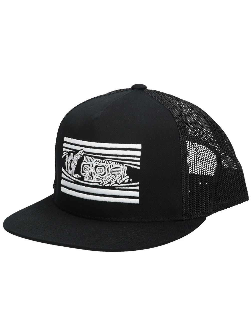 BK Peeking Trucker Cap