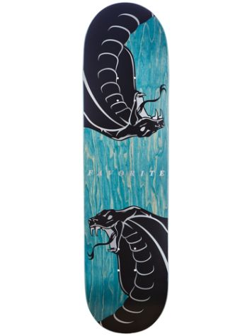 "Favorite Snake 8.2"" Skateboard Deck"