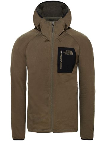 THE NORTH FACE Borod Hooded Fleecejacka