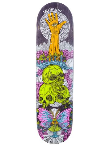 Deathwish Neen Life After Death 8.125'' Skateboard Dec