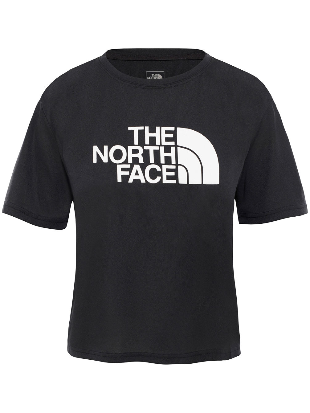 Buy THE NORTH FACE Train N Logo Crop T-Shirt online at blue-tomato.com e2c808782