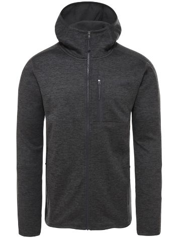 THE NORTH FACE Canyonlands Hooded Giacca in Pile