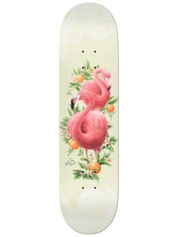 "Real Zion Natural Domain 8.38"" Full Skateboard De"