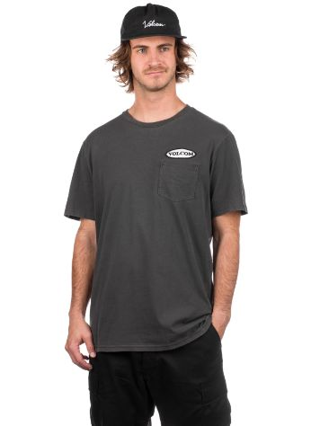 Volcom Oval Patch Pocket T-Shirt