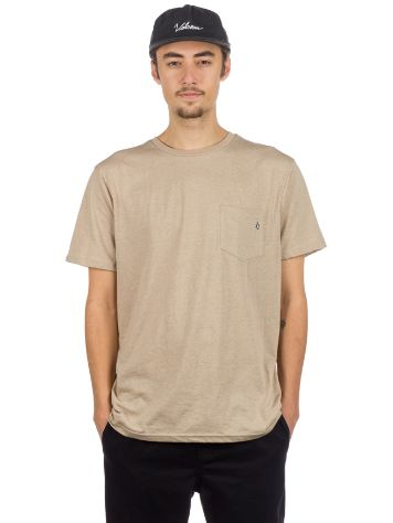 Volcom Heather Pocket HTH T-Shirt