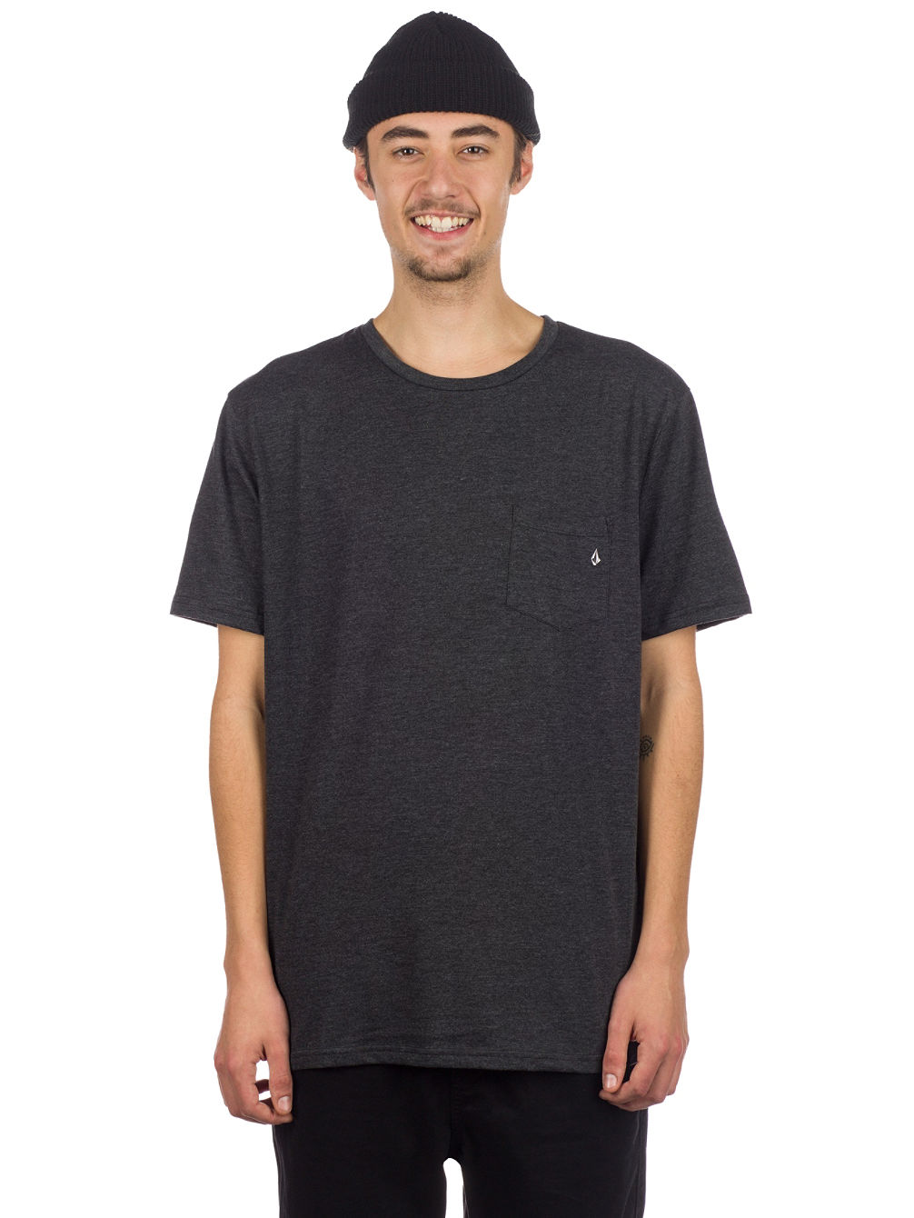 Heather Pocket HTH T-Shirt