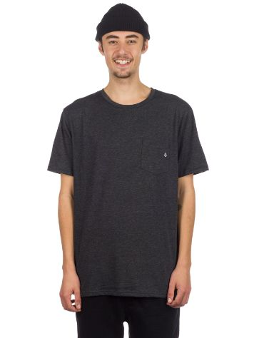 Volcom Heather Pocket HTH Camiseta