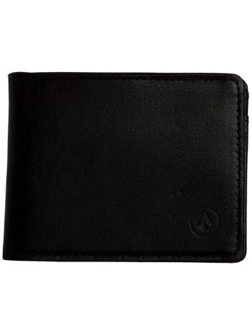 Volcom Strangler Leather Wallet