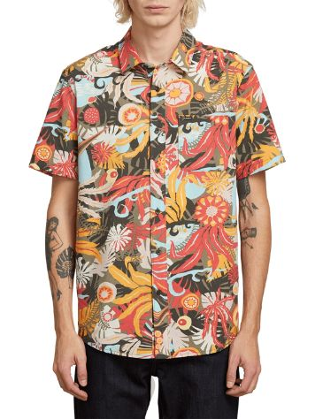 Volcom Psych Floral Shirt