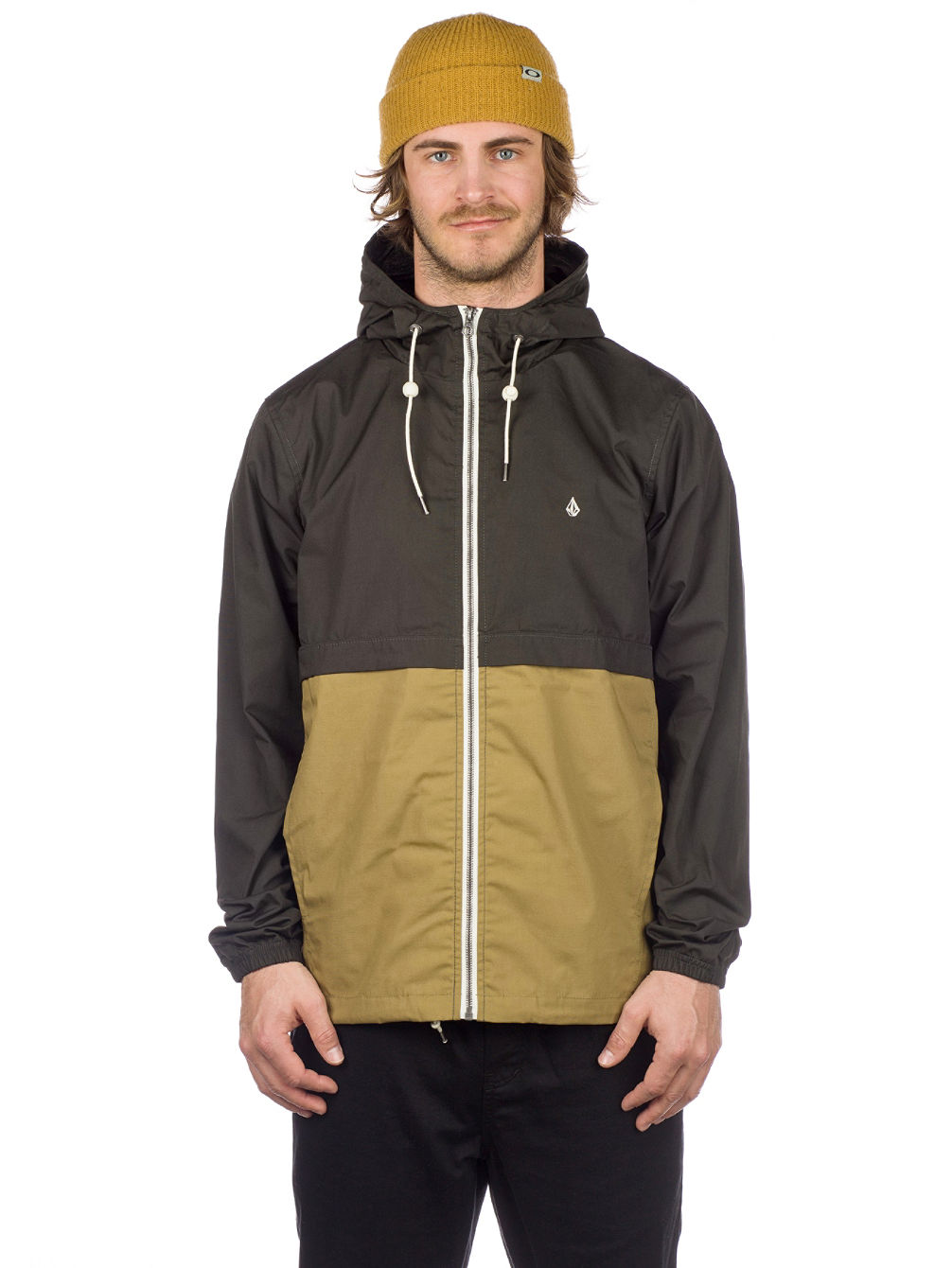 Howard Hooded Windbreaker