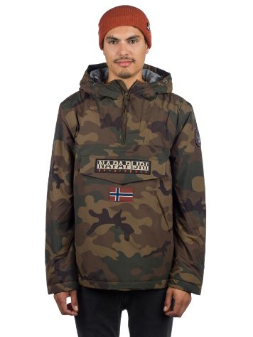 Napapijri Rainforest Camou 1 Jacket