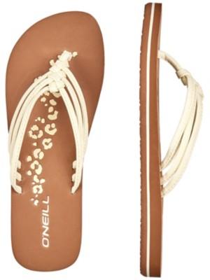 Sandalen für Frauen - O'Neill 3 Strap Disty Sandals Women  - Onlineshop Blue Tomato