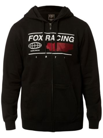 Fox Global Zip Hoodie