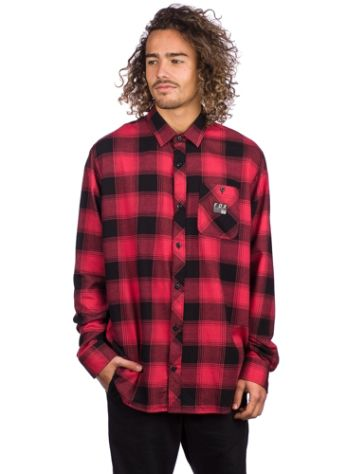 Fox Longview Lighweight Flannel Camisa