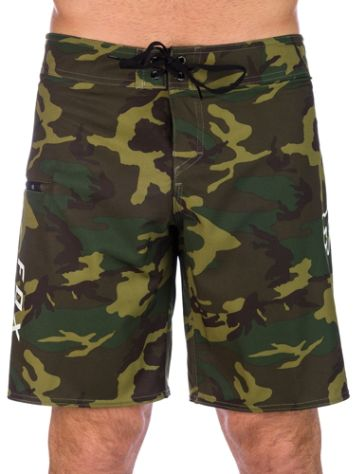 Fox Overhead Camo Stretch Boardshorts