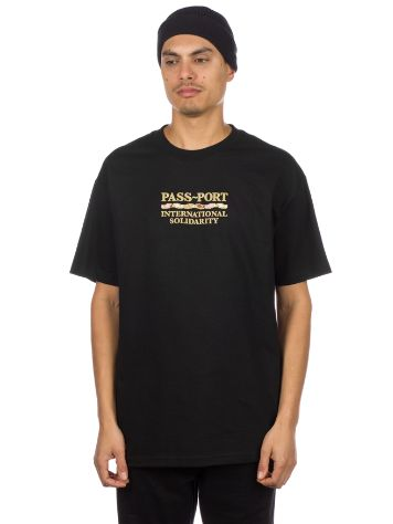 Pass Port Inter Solid T-Shirt