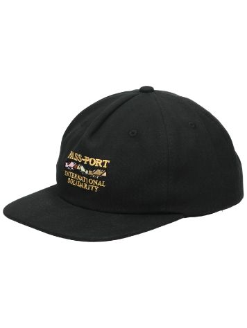 Pass Port Inter Solid Cap