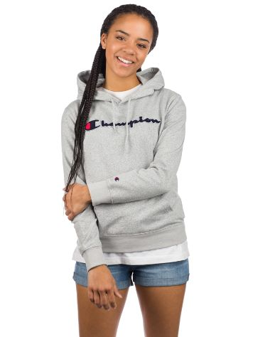 Champion American Logo Sweat à Capuche