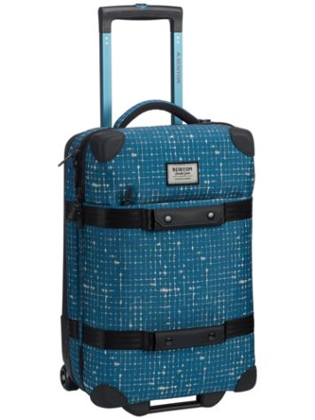 Burton Wheelie Flight Deck Borsa da Viaggio
