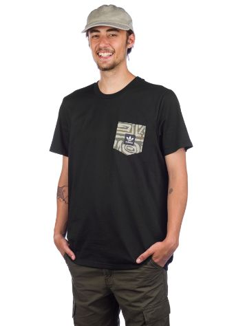 adidas Skateboarding Dakari Pocket T-Shirt