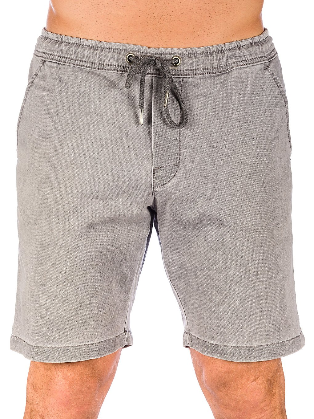 REELL Reflex Easy Shorts light grey denim