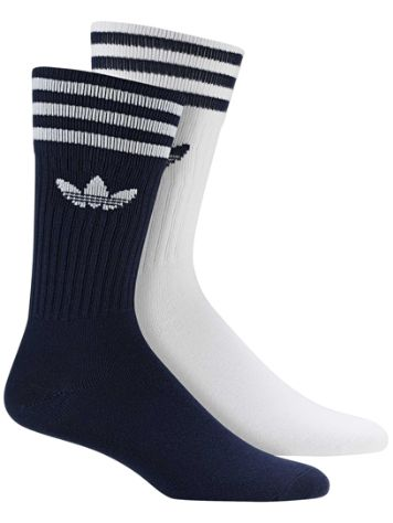 adidas Originals Solid Crew 2PP Calcetines