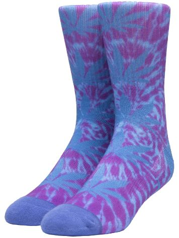 HUF Digital Dye Plantlife Socken