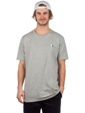 Cleptomanicx Embro Gull T-Shirt