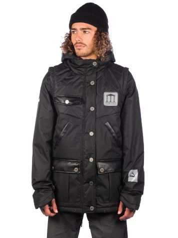 Templeton Triple Vest Jacket