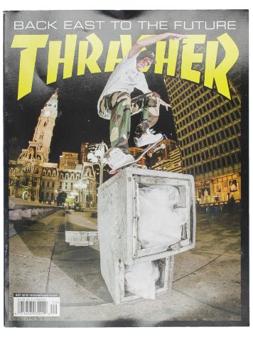 Thrasher Thrasher Issues September 2018