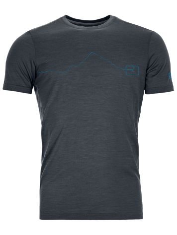 Ortovox 120 Tec Mountain Funktionsshirt