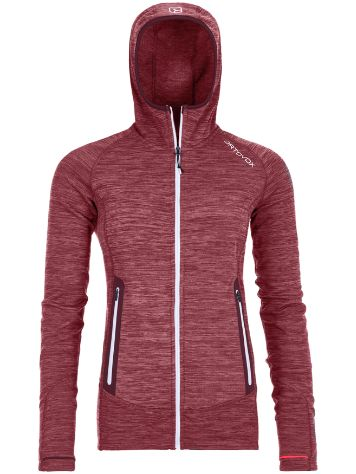 Ortovox Light Melange Hooded Fleece Pullover
