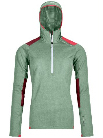 Ortovox Light Grid Hooded Fleece Jacket