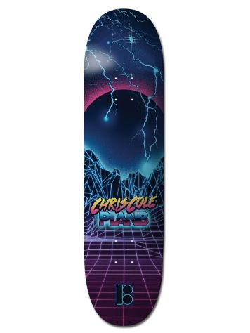 "Plan B Cole Lowlands 8.5"" Skateboard Deck"