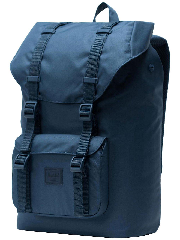 Herschel Little America Mid-Volume Light Backpack bleu