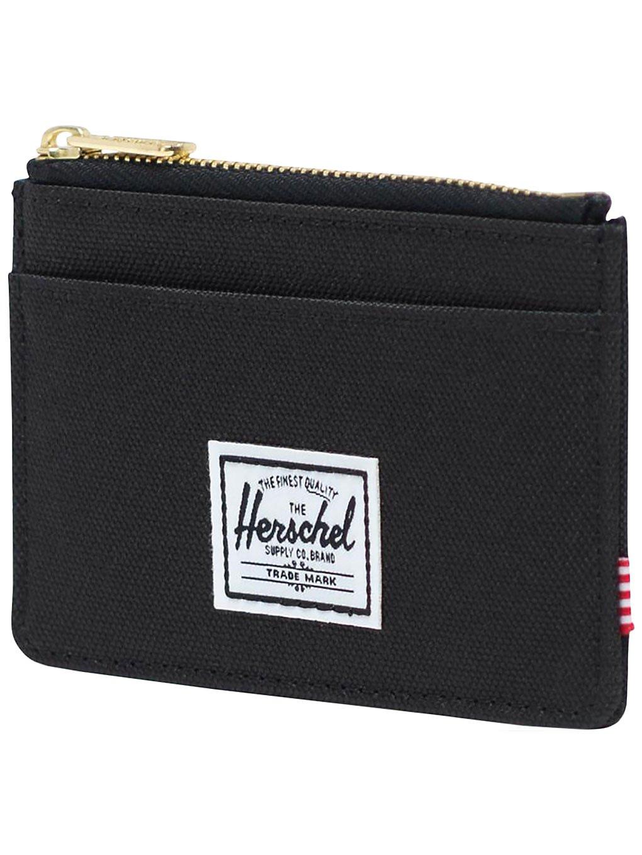 Herschel Oscar RFID Wallet noir