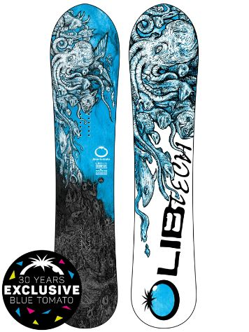 Lib Tech X Blue Tomato Stump Ape 157W 2019 Snowboard