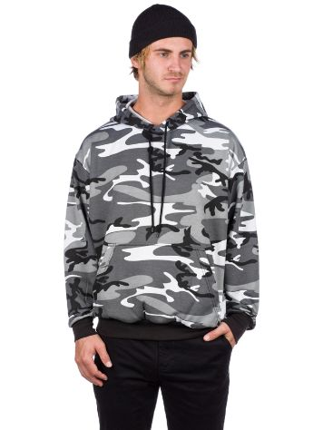 Rothco New Pullover Camo Hoodie