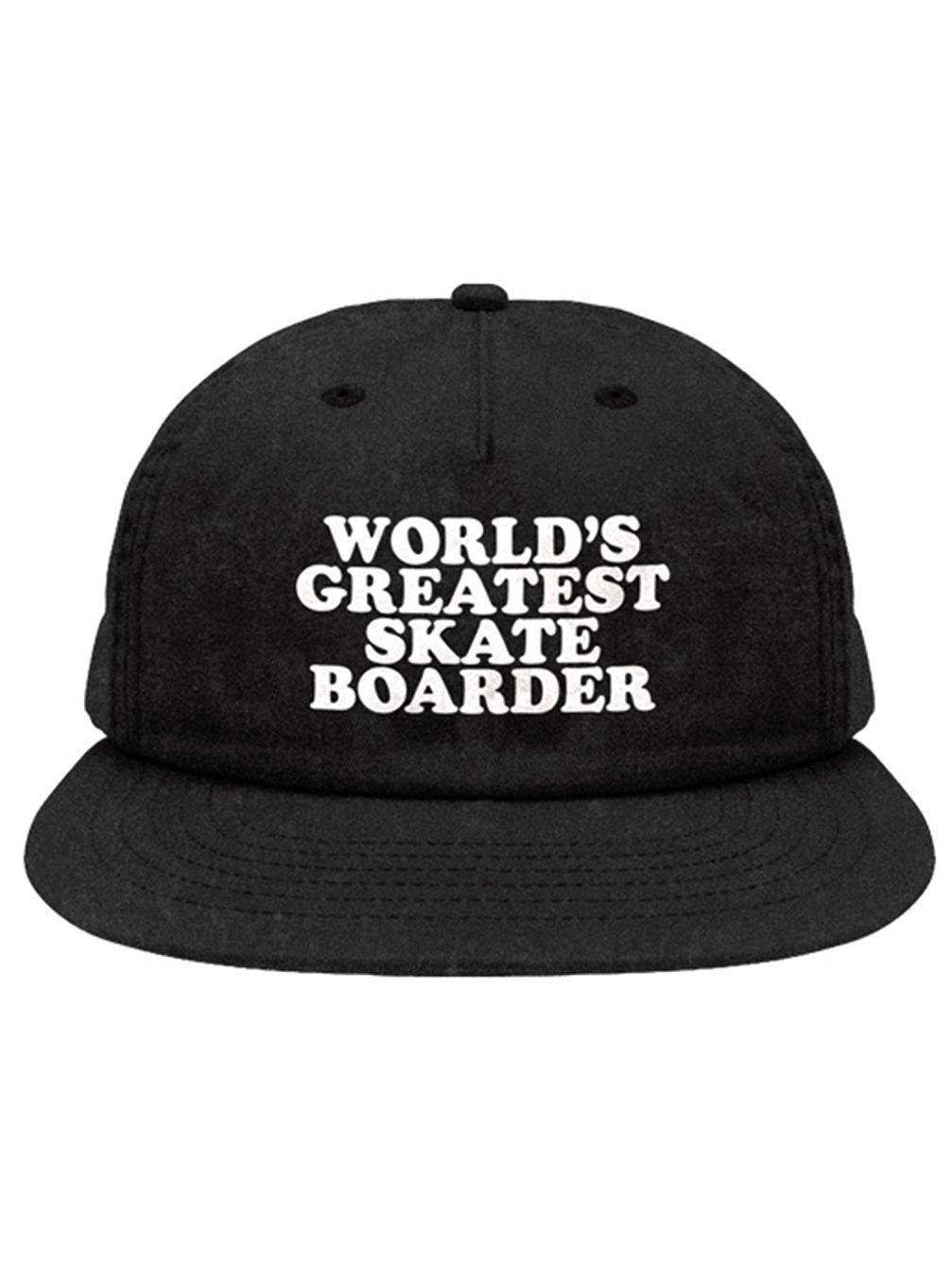 Compra Skate Mental World s Greatest Skateboarder Gorra en línea en ... fa528c49d13